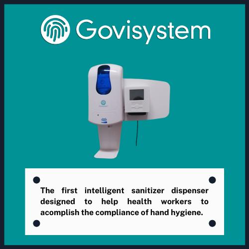 Intelligent Sanitizer Dispeser