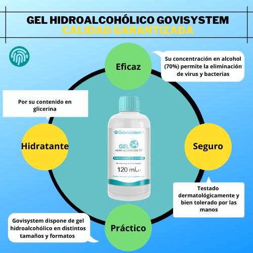 Calidad garantizada gel Govisystem